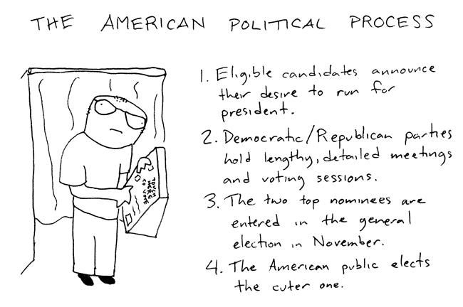 View Vol. 10 No. 6 (2008): 'vote/citizen'