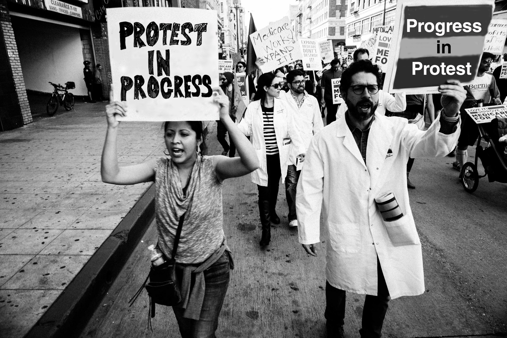 Protest Cover Image
