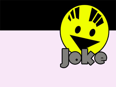 View Vol. 6 No. 5 (2003): Joke