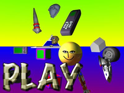 View Vol. 1 No. 5 (1998): Play